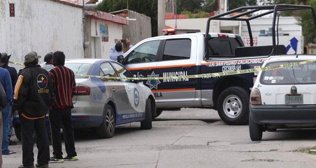 Asesinan a repartidor de gas en San Francisco Totimehuacán