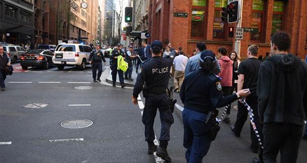 Ataque con cuchillo en Sidney deja una mujer muerta y otra herida