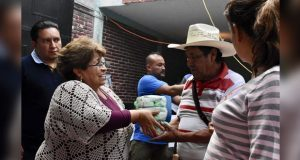 En Atlixco, oficina de Antorcha atiende peticiones de comerciantes