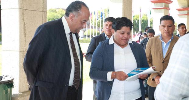 Ayuntamiento de San Andrés Cholula ofrece talleres de seguridad