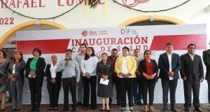 Ayuntamiento de San Andrés Cholula inaugura casa de salud
