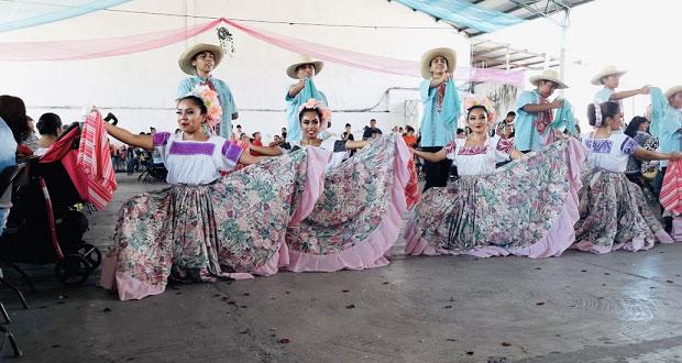 Ofrece Ballet Xochipitzahuatl espectáculo cultural