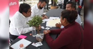 Barbosa atiende a silvicultores de Sierra Norte que piden insumos