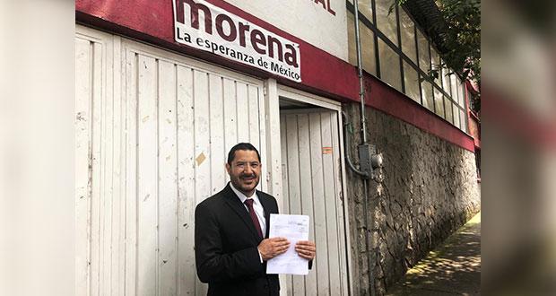 Batres impugna ante Morena elección de presidencia del Senado