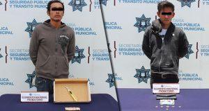 Caen dos por asalto a transeúntes en fraccionamiento San Juan Bosco