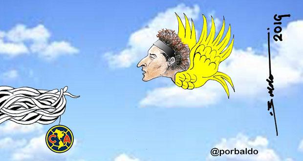 Caricatura: Memo Ochoa regresa al nido