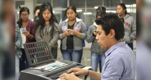 Casa de estudiantes en Puebla capital ofrece talleres culturales