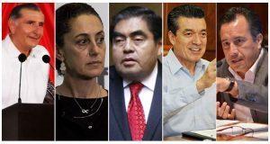 Barbosa y 4 gobernadores de Morena no intervendrán en renovación de dirigencia