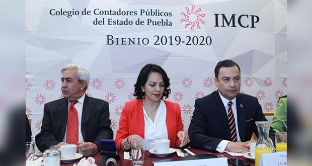 Colegio de Contadores propone que uno de sus socios lidere la ASE