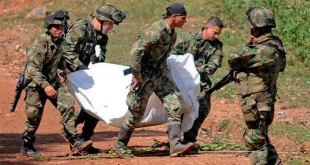Colombia y FARC, en guerra; operativo deja 9 insurgentes muertos