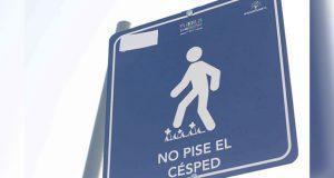 Comienza desaparición de marcas del morenovallismo en Parque Lineal