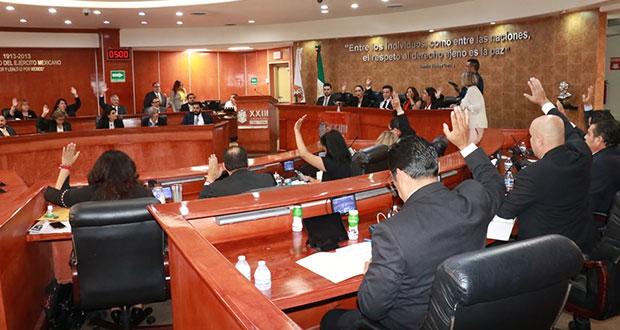 Congreso de BC aprueba llevar a consulta ampliación de gubernatura