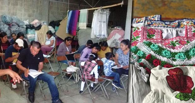 Cultura capacita a más de 120 artesanos en habilidades empresariales