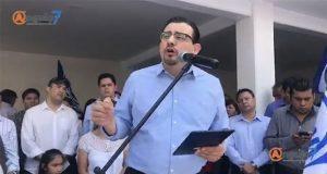 Rivera y morenovallistas buscan el PAN municipal para beneficiarse: Alcántara