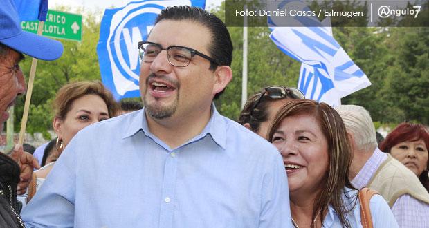 Alcántara busca dirigir el PAN municipal para regresar poder a militantes