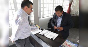 Eduardo Alcántara impugna triunfo de Zaldívar en PAN municipal