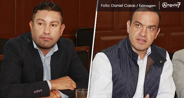 Eduardo Covián y Roberto Esponda, regidores más faltistas en comisiones