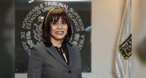 Emma Peralta sustituye a Ricardo Velázquez en magistratura del TSJ