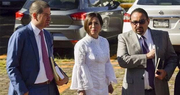 FGR responsabiliza a Rosario Robles por desvíos de 5,073 mdp con EPN