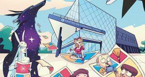 Del 15 al 17 de agosto, habrá Feria Internacional de Cómics en BUAP