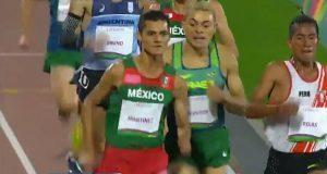 Mexicano gana 5 mil metros planos en Lima; país suma 22 oros