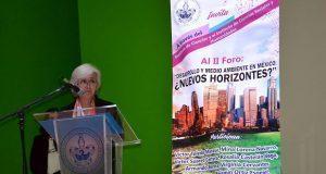 Foro en BUAP aborda políticas y conflictos sobre el medio ambiente