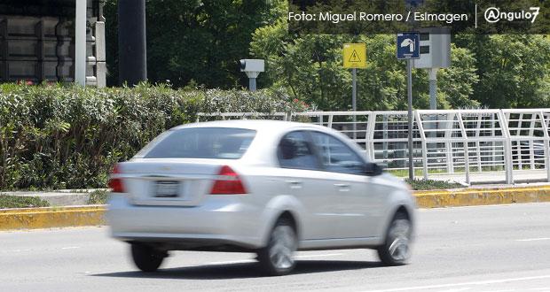 Fotomultas no desaparecen en Puebla, solo se busca otro proveedor: Finanzas