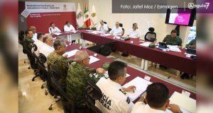 Gobiernos de Puebla y Veracruz blindarán zona limítrofe para combatir delitos