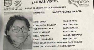 Hallan muerta a Nancy Flores, trabajadora de la CNDH