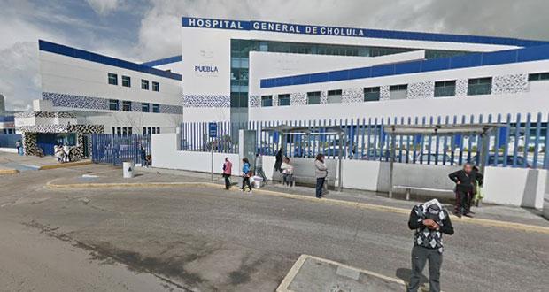 Para el Hospital General de San Andrés Cholula se propone crear albergue