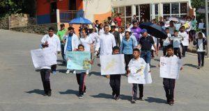 Hospital de Huitzilan informa a población para prevenir dengue