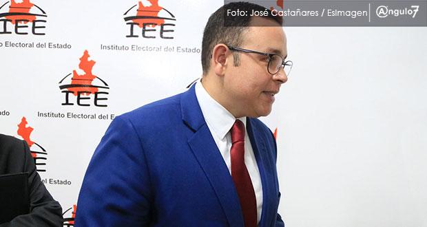 INE seguirá investigando presuntas irregularidades de Herrera pese a renuncia
