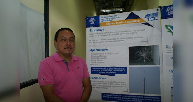 Inaoe trabaja en programa que reduce probabilidad de impactos de rayo