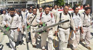 Intensifican jornadas para prevenir dengue, zika y chikungunya