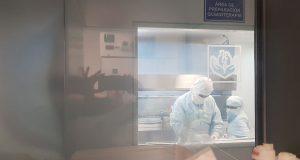 Issste abastece medicamento para quimioterapias de niños en CDMX