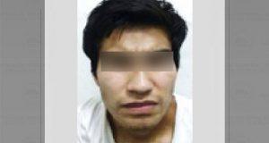 Lo detienen por tratar de matar a operador de grúa en Cuautlancingo. Foto: Especial