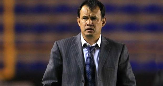Juan Reynoso, oficialmente director técnico del Club Puebla
