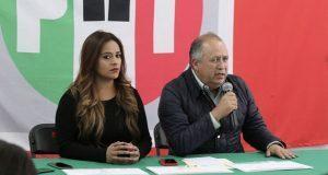 "Aumento al pasaje en Puebla debe analizarse ""con lupa"", señala PRI"