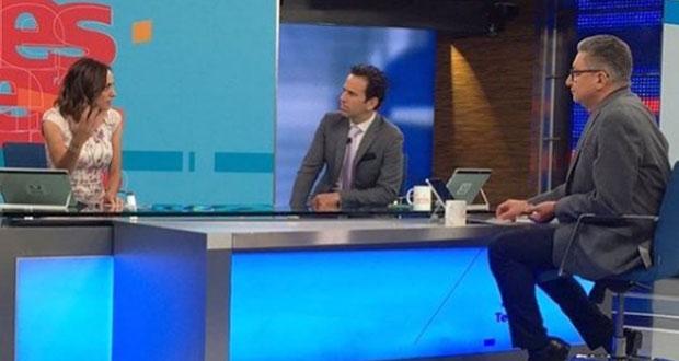 Loret de Mola termina relación laboral con Televisa y deja noticiero