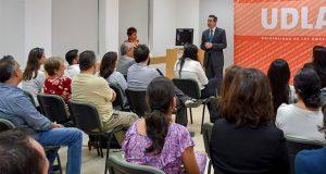 Con programa de Oxford, aprenden inglés profesores de la Udlap