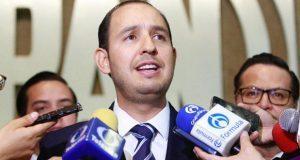 """Gobierno de Barbosa arranca con """"mancha"""" de Federación: Marko Cortés"""
