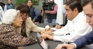 Barbosa inicia programa de martes ciudadano para recibir peticiones