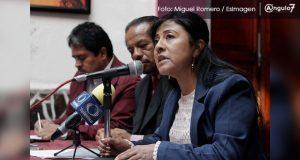 Morenistas llaman a Rivera y Abdala no beneficiar a Bertha Luján rumbo a CEN