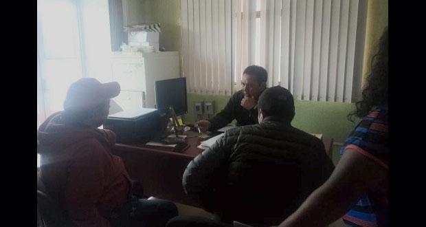 Movimiento Antorchista gestiona más de 100 obras en Amozoc