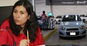 Nora Merino alerta sobre oferta de trabajo en verificentros inexistentes