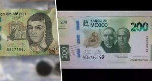 Nuevo billete de 200 pesos comenzara a circular en septiembre