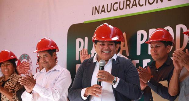Pérez ampliará presupuesto a Secretaría de Fomento Agropecuario