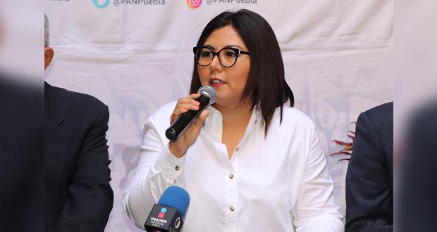 PAN se opone al aumento en el transporte público en Puebla