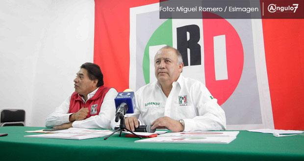 """PRI busca obtener 160 alcaldías en 2021 por """"malos"""" gobiernos de Morena"""
