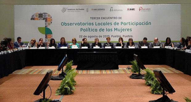 Partidos deben impulsar igualdad de género sin simular: Mónica Díaz